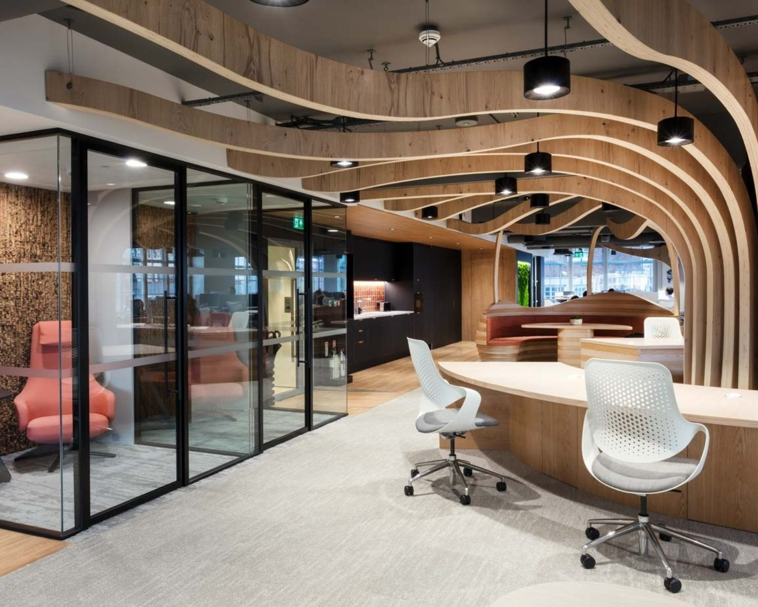 Office design for introverts