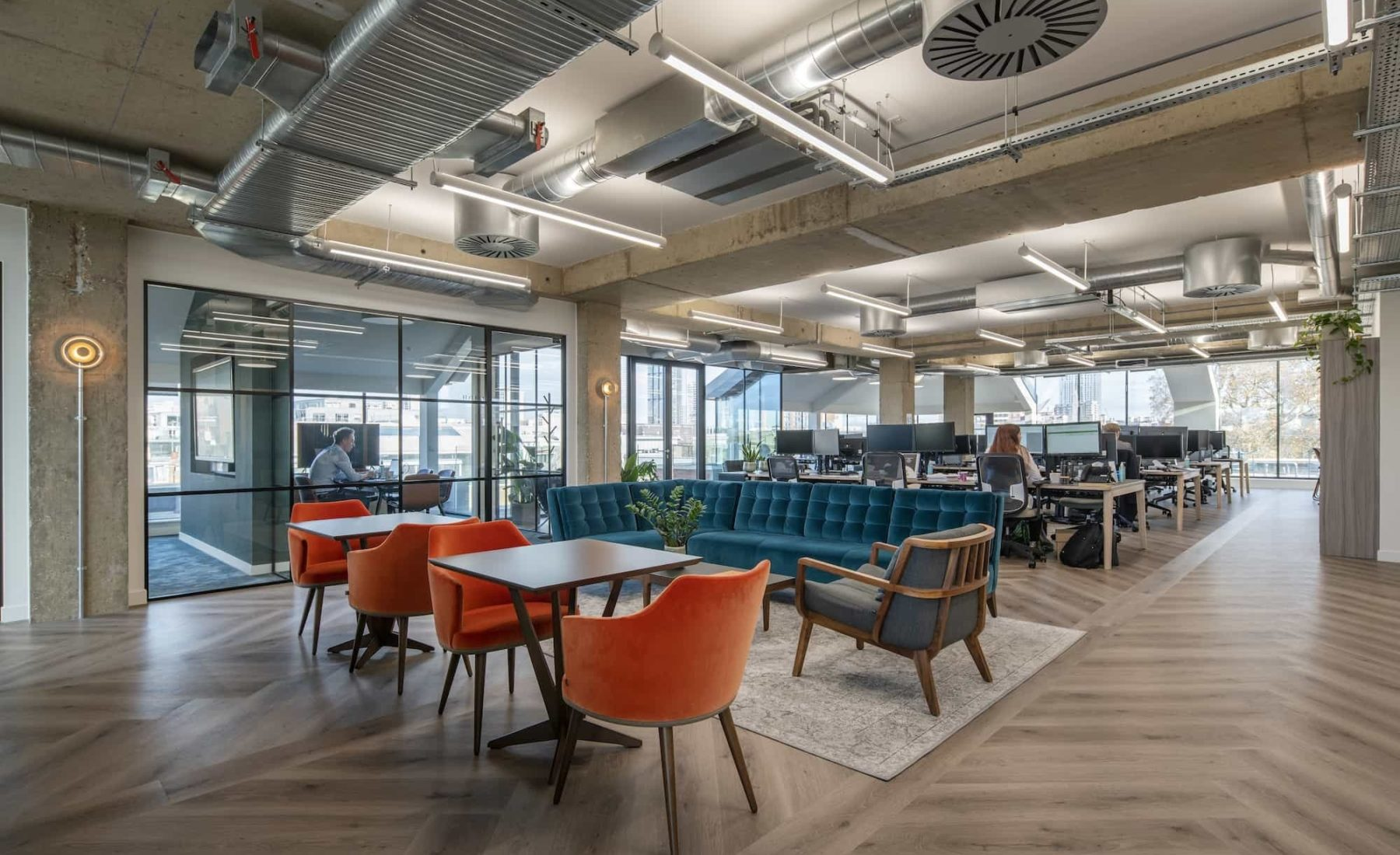 Lovell office interior design and fit out