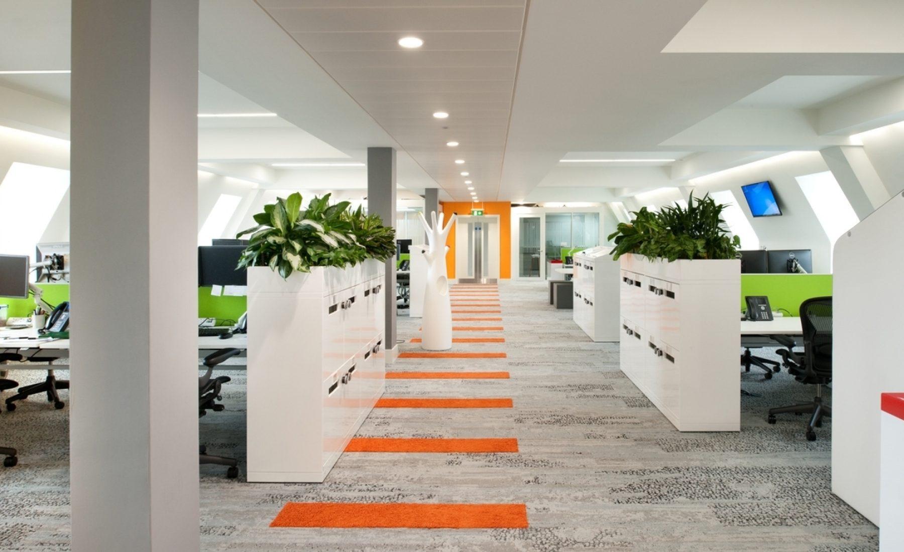 Ebay S London Office Design Morgan Lovell