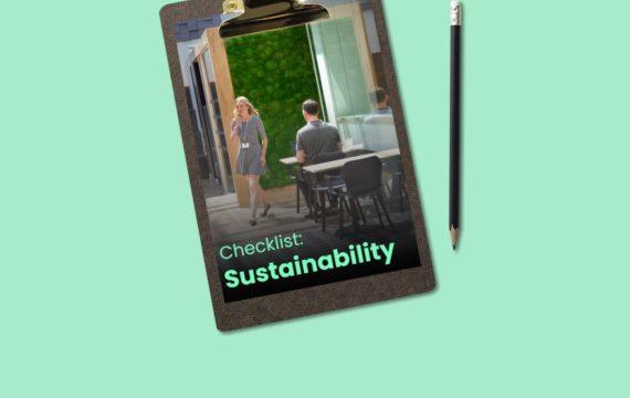 office sustainability checklist list