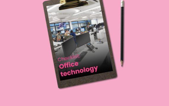 Office technology checklist