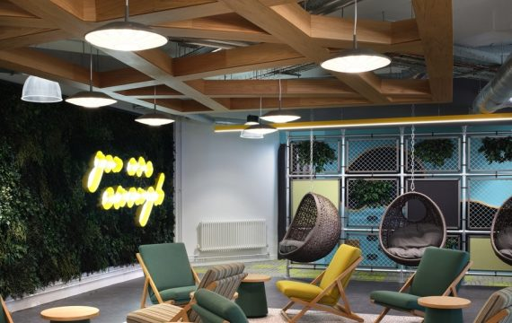 The University of Surrey Office and Student Space Fit Out