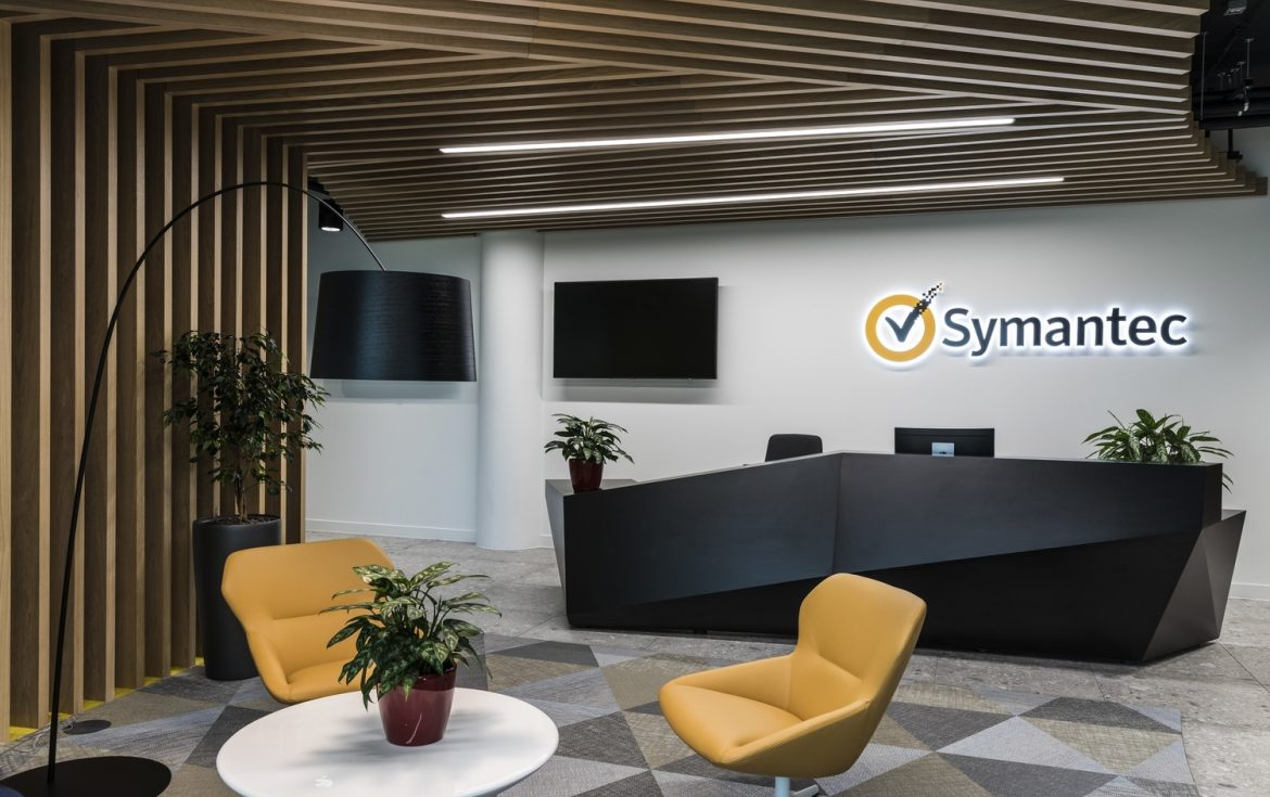 Morgan Lovell and Symantec are shaking things up with their latest office design and fit out