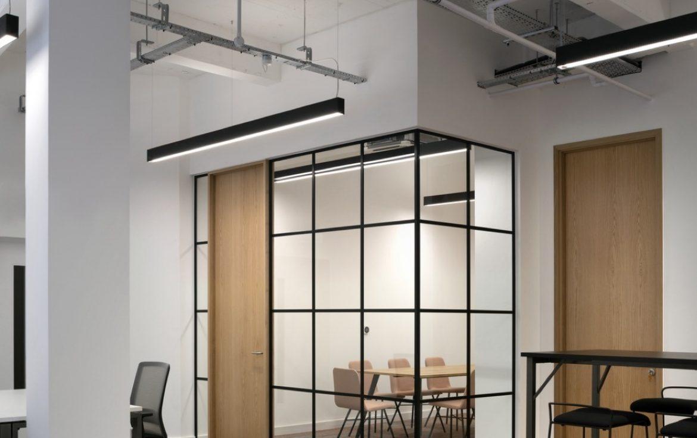 Aegon Asset Management innovative workplace design
