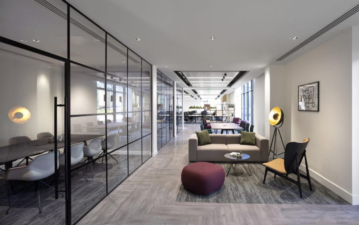 Legal and general office design