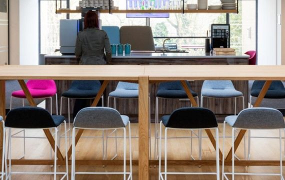Co-Working & The Future of Office Design