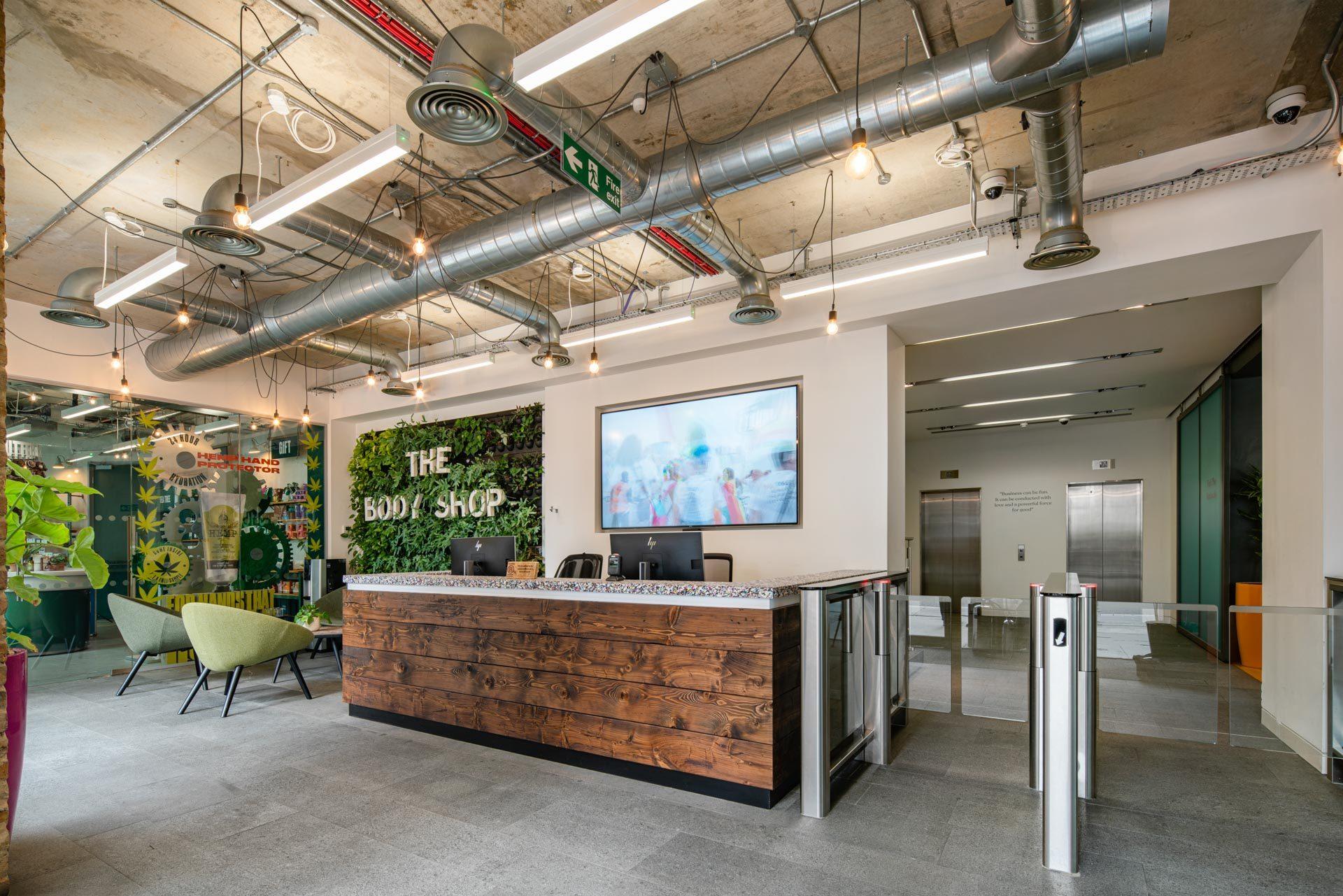 Body Shop Head Office London Bridge