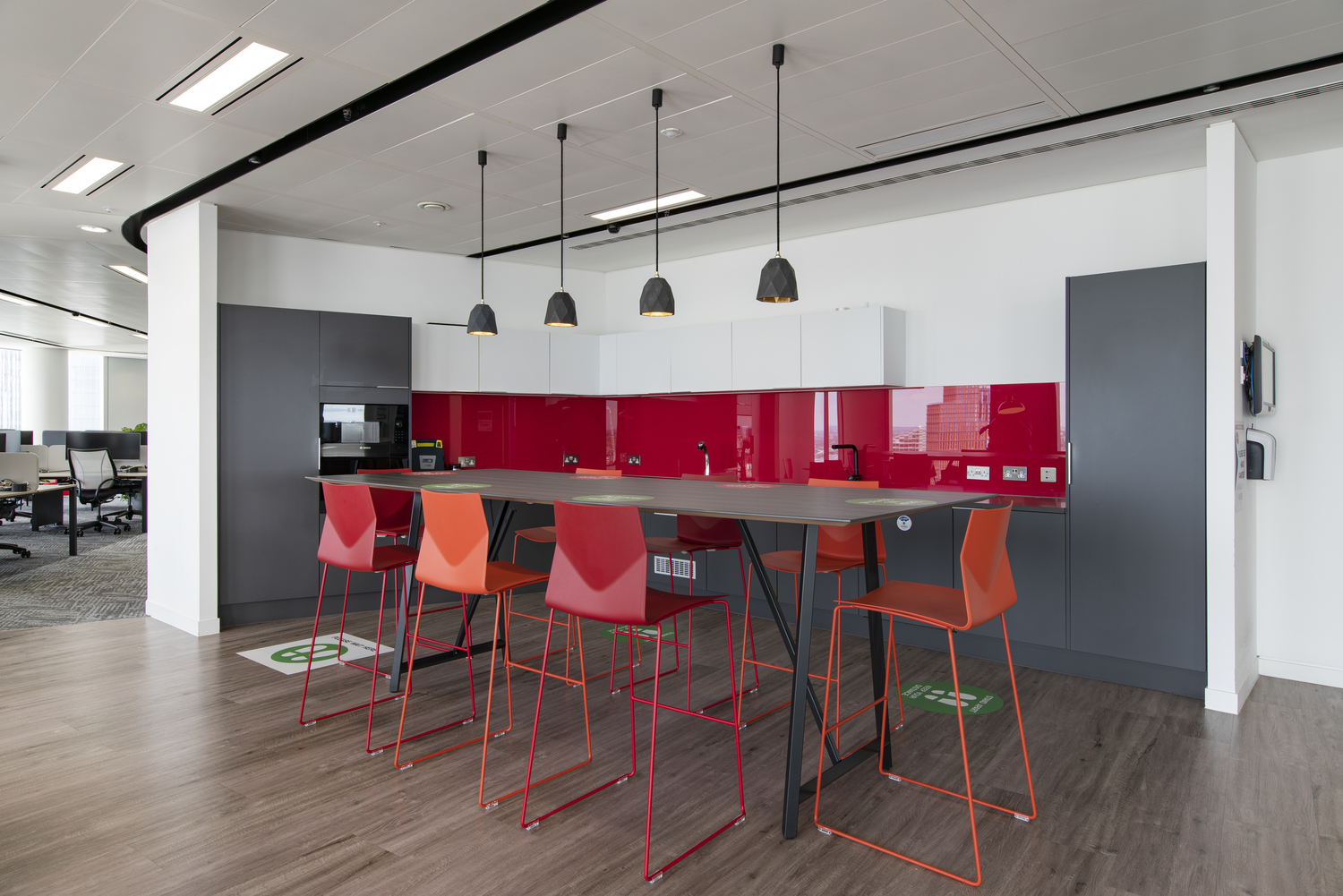 Equifax group working space