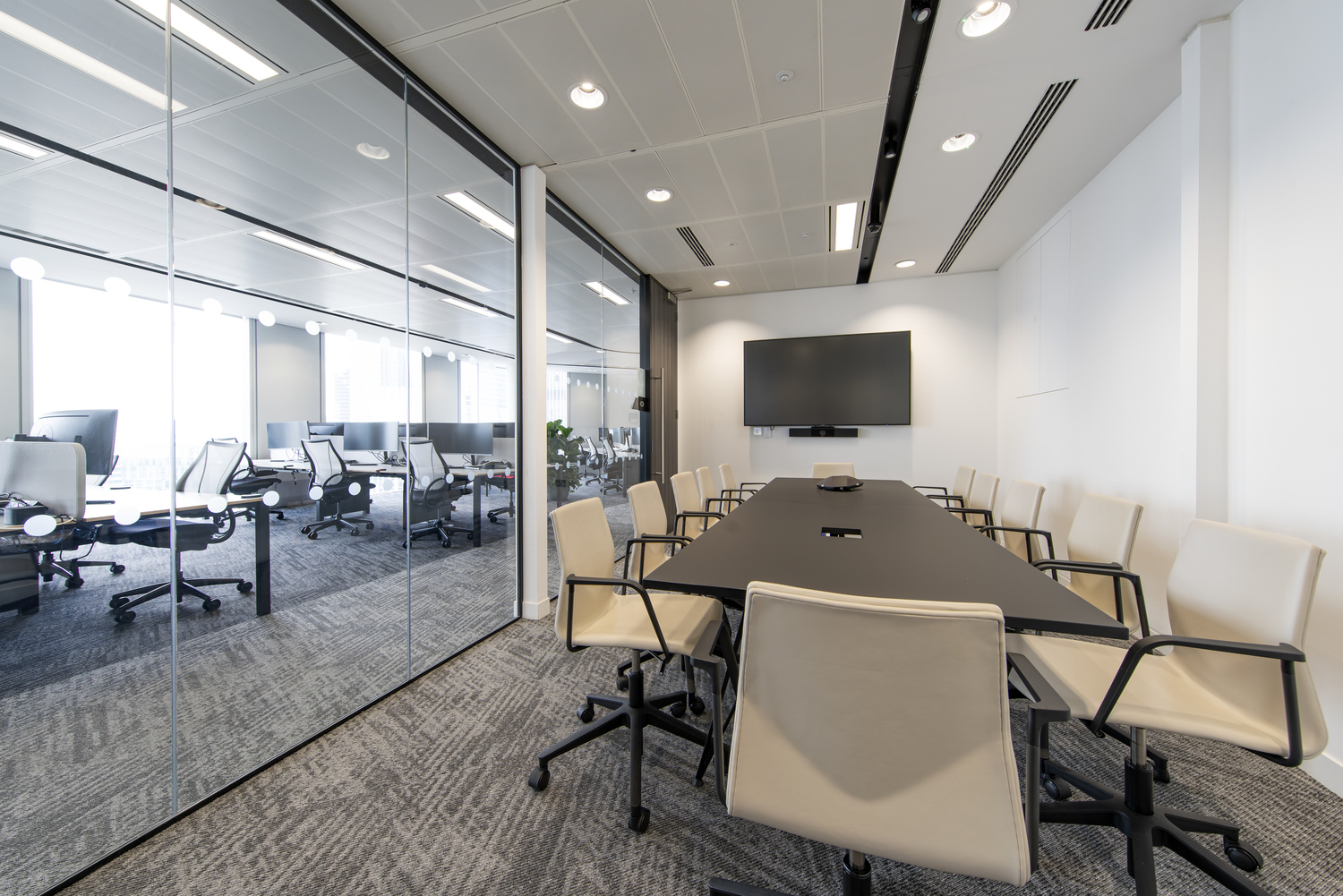 Equifax office design