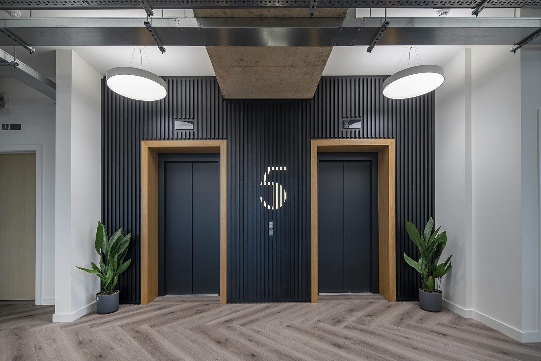 Lovell art deco office design