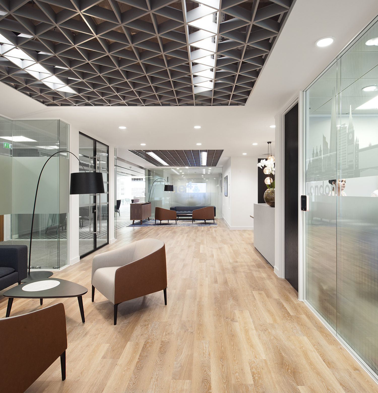 Tenant ready office fit out