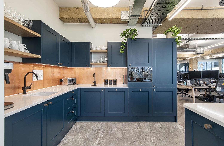 Lovell office kitchen design