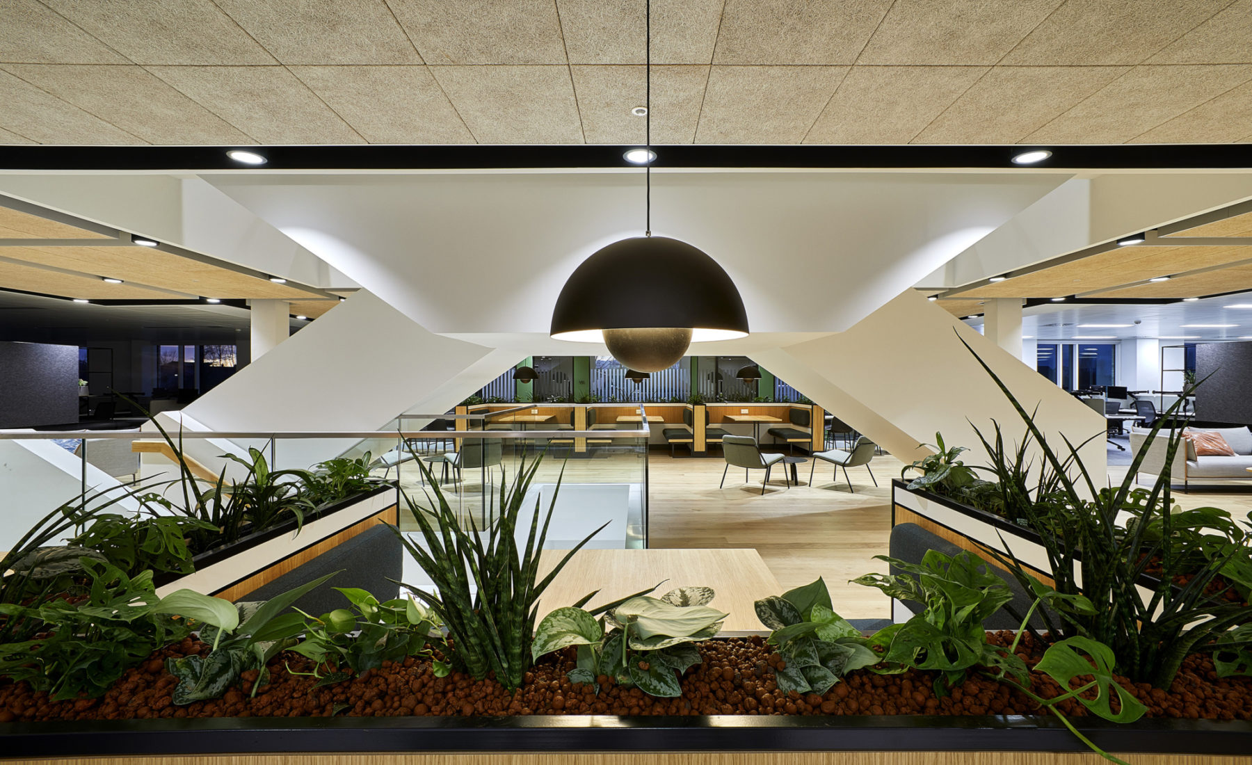 EIG office design and fit out
