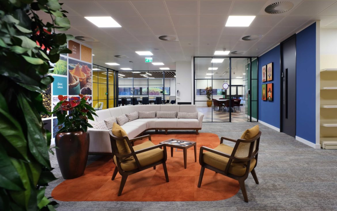 Vibrant Foods office design and fit out