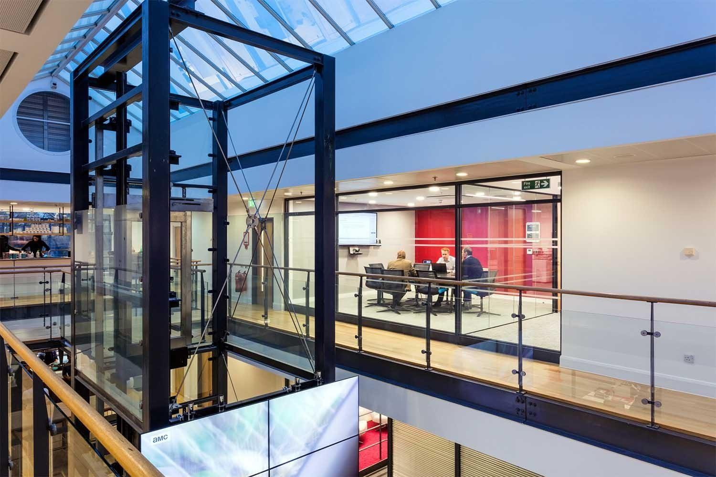 Natural light in office design