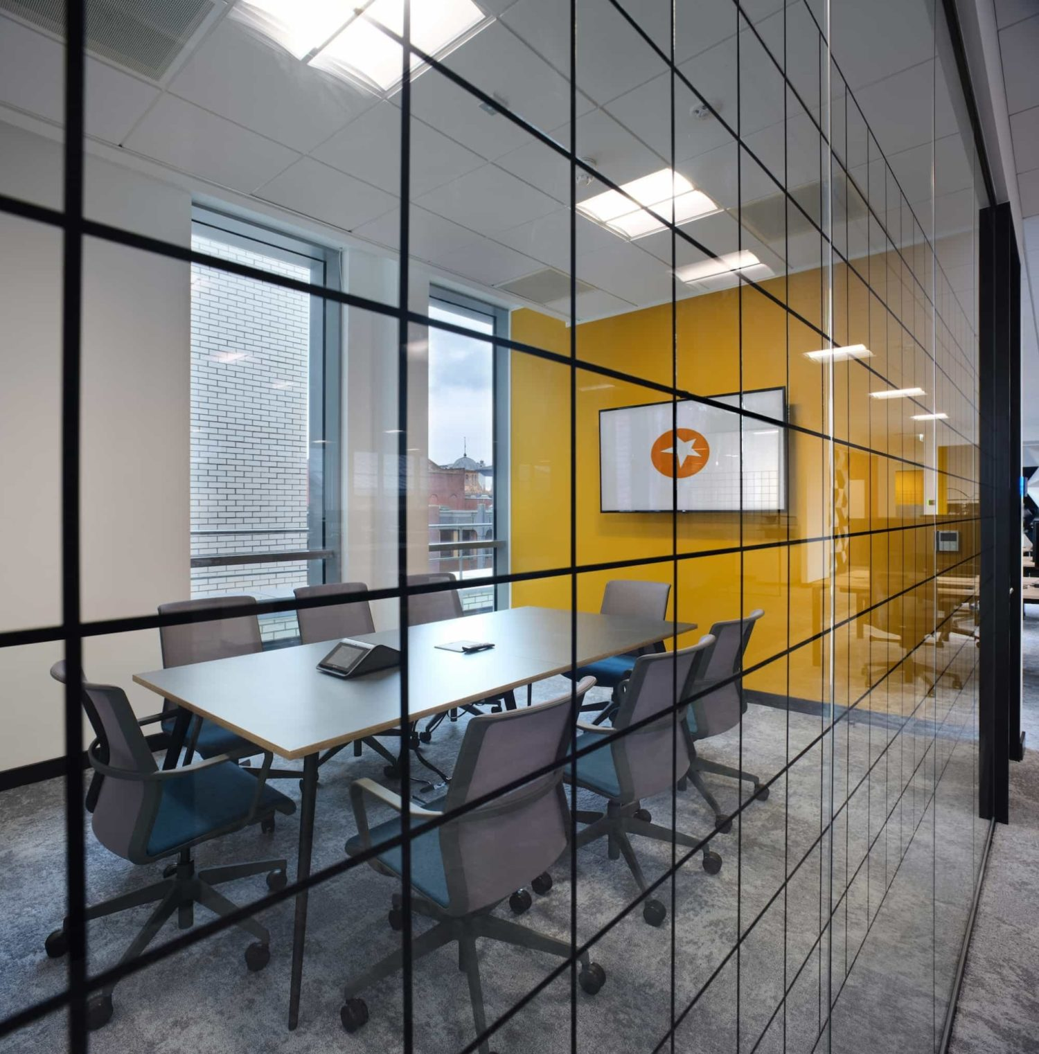 Causeway meeting room fit out