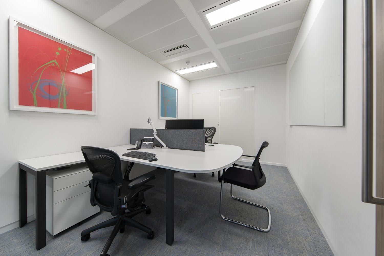 Compass Lexecon breakout workspace