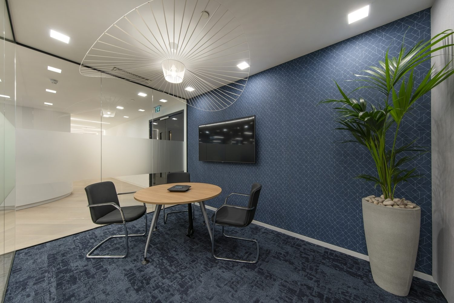 Compass Lexecon meeting space fit out