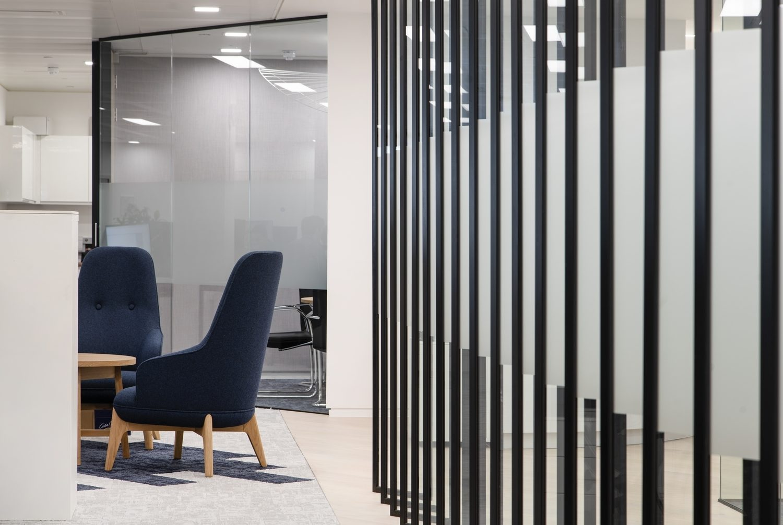 Compass Lexecon meeting suite design