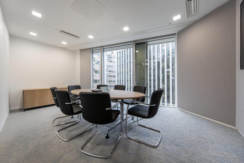 Compass Lexecon office acoustics design