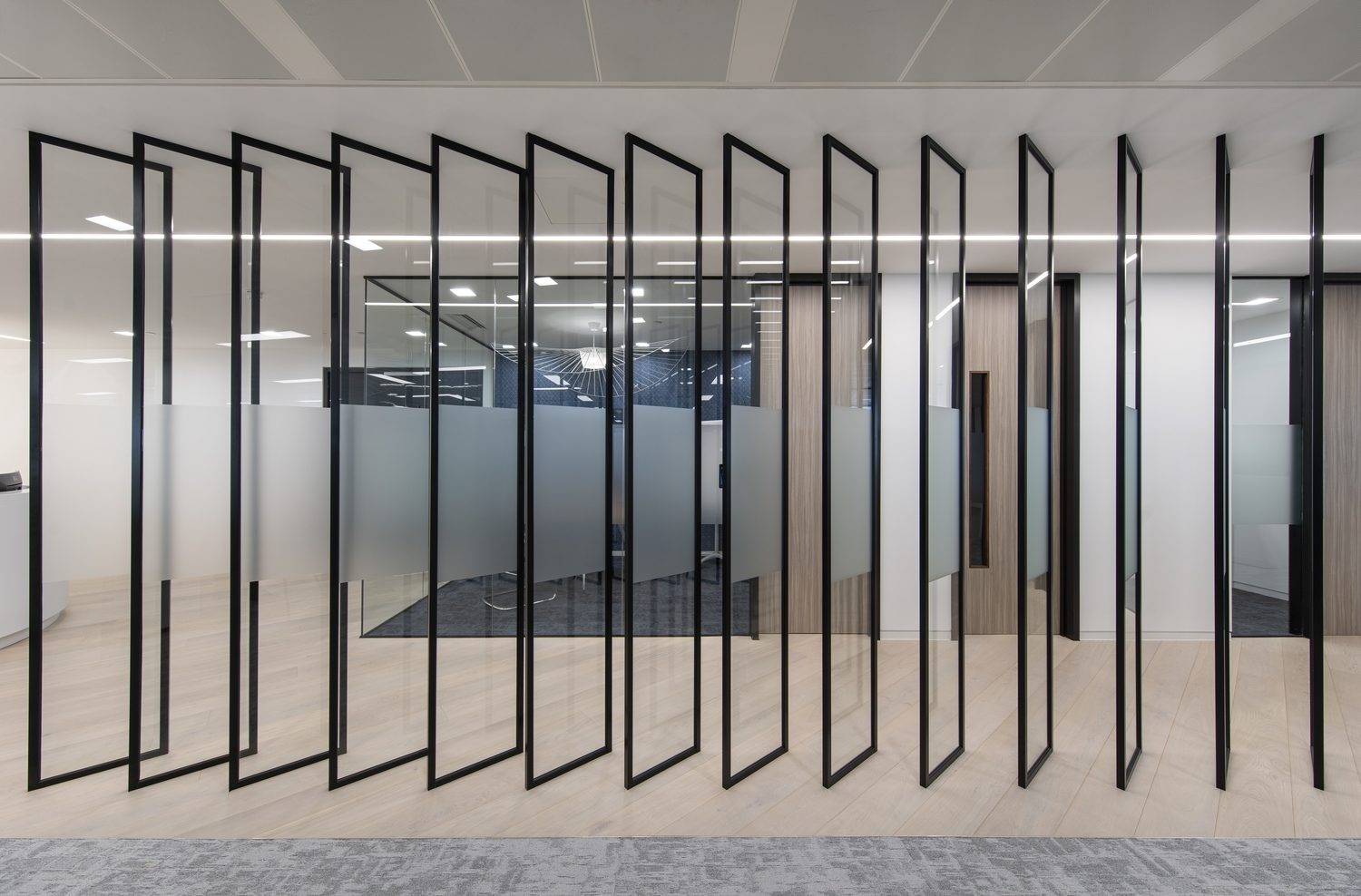 Compass Lexecon office design for wellbeing