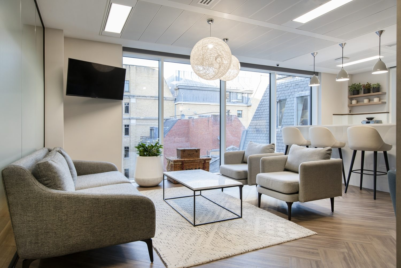 Dodge and Cox agile workspace design