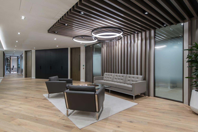 Dodge & Cox modern office design