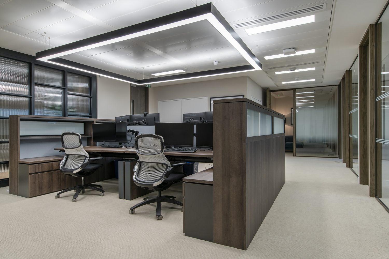 Dodge & Cox workspace design