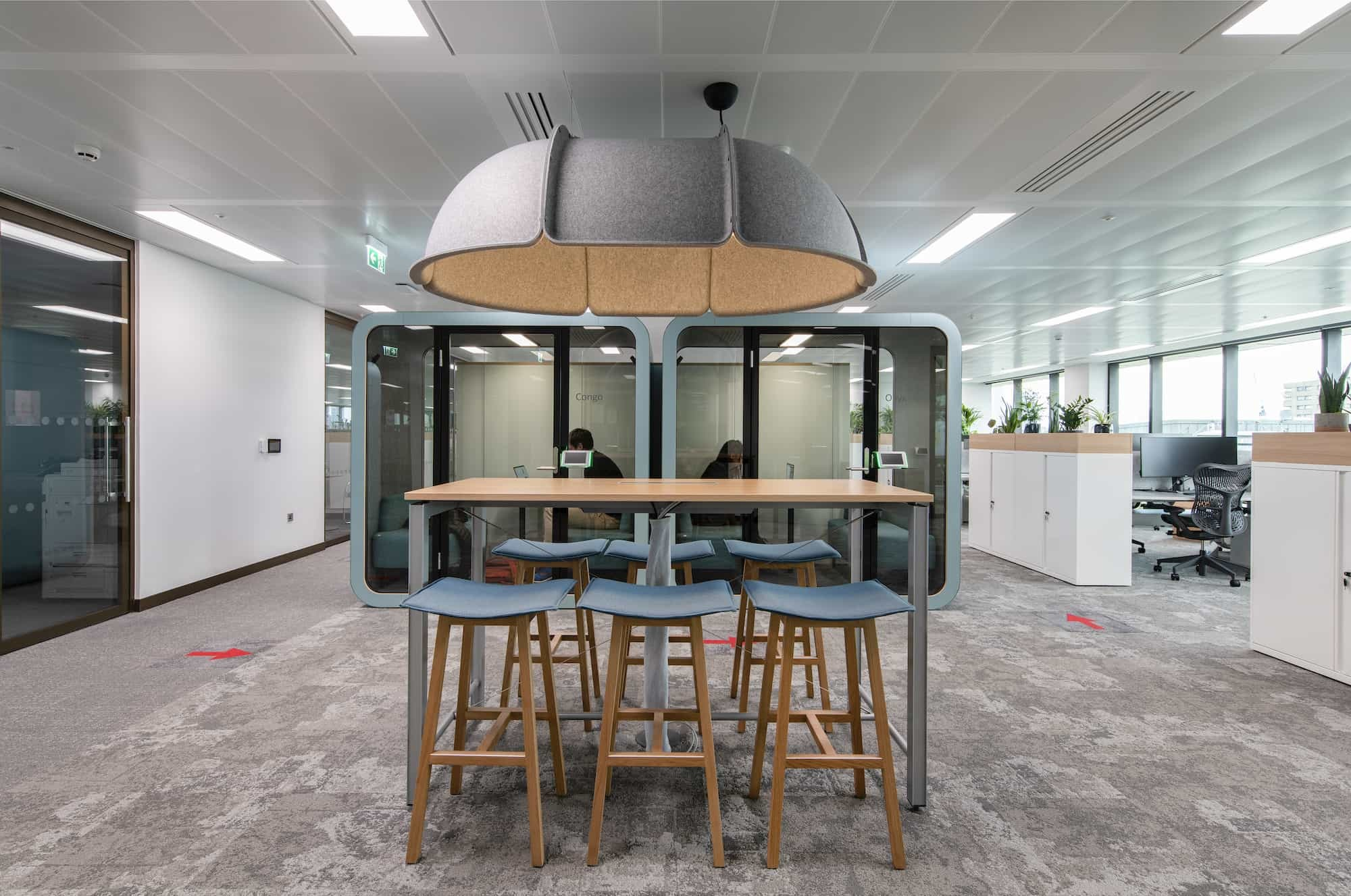 Generation collaboration space