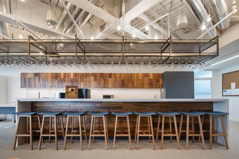 Generation IM office bar
