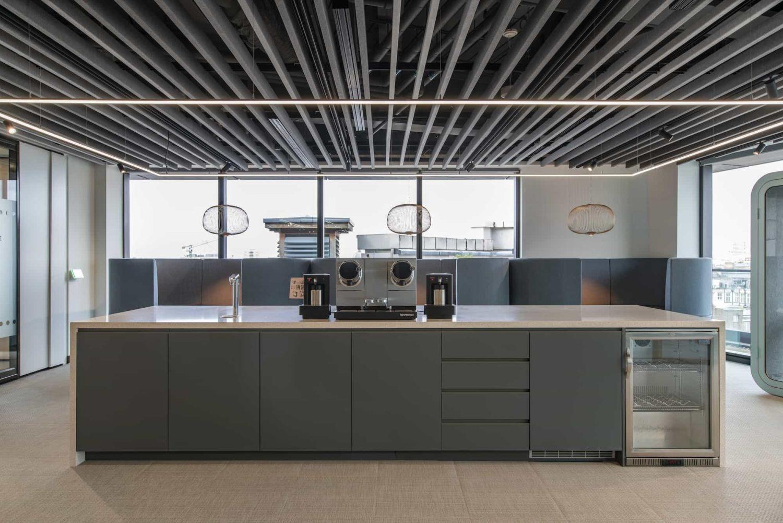 Generation IM office coffee bar