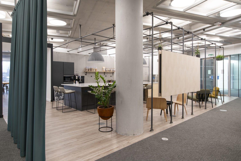 Metapack office kitchen refurbishment