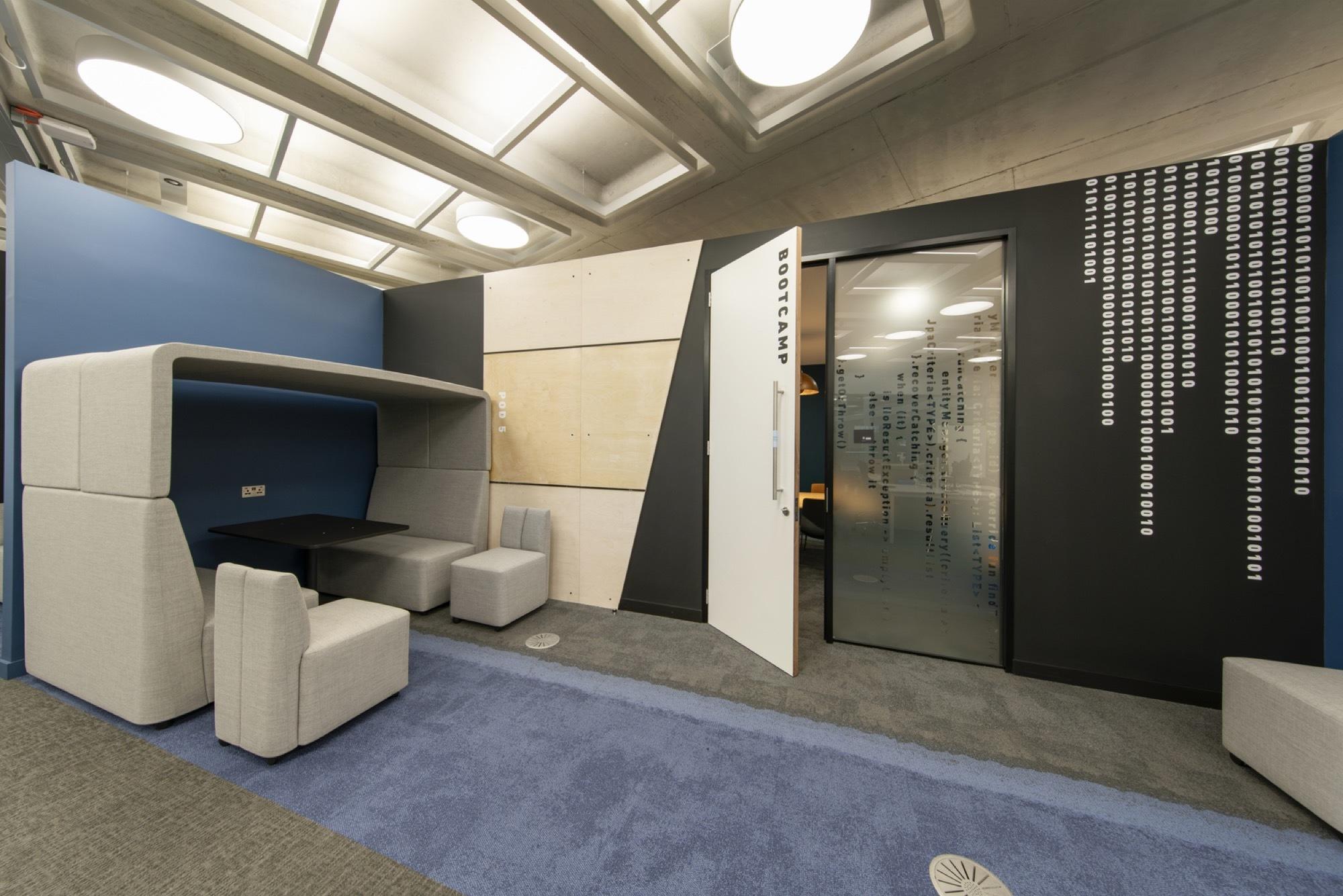 Metapack breakout space design ideas