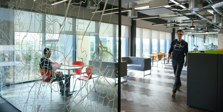 Perspectum cafe interior design