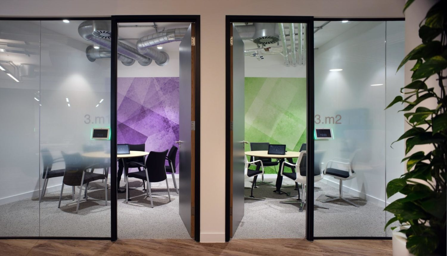 SAGE agile breakout space fit out