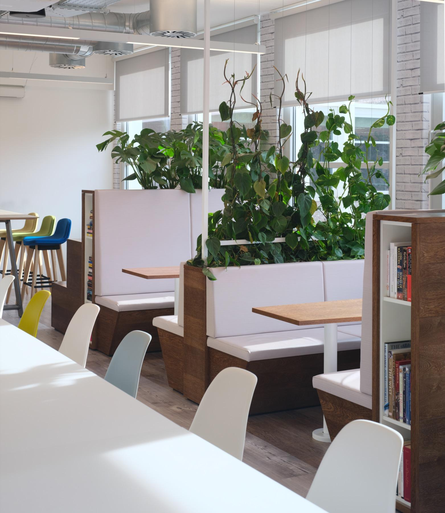 Sage biophilia in the workplace