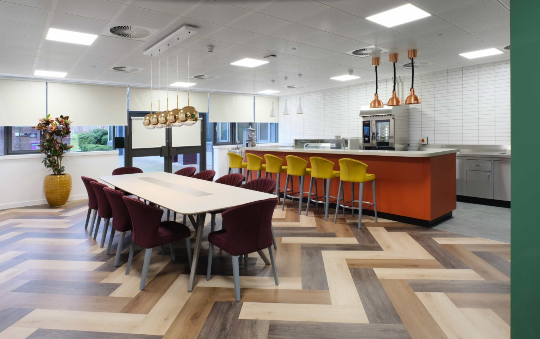 Vibrant Foods development kitchen fit out
