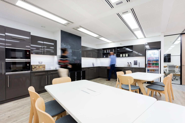 Alan Turing office kitchen ideas