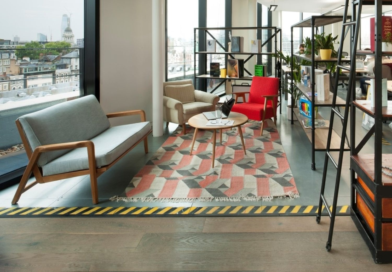 Cool office flooring ideas