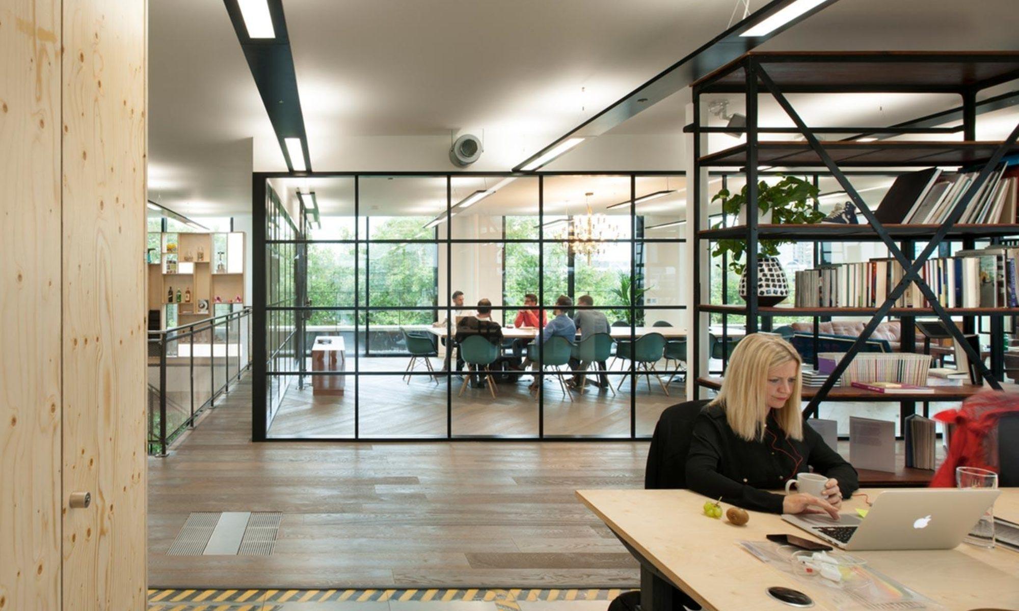Workspace design for millennials