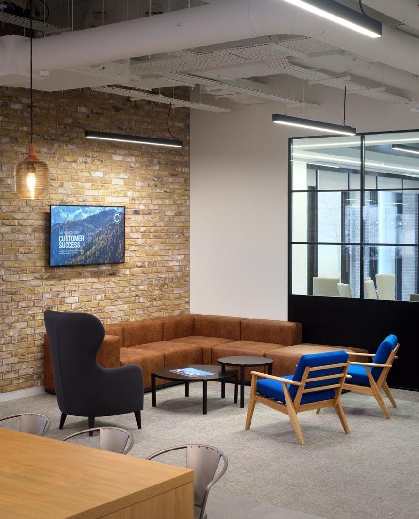 Bottomline agile breakout area design