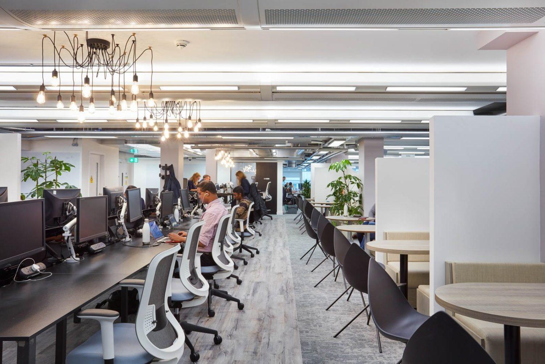 Camelog Global office refurb