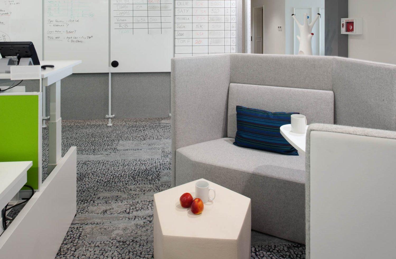 eBay breakout sofa