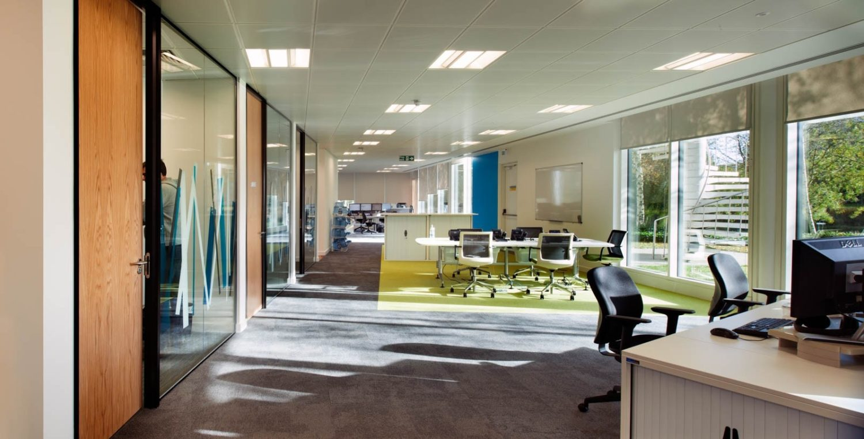 Fico modern office design