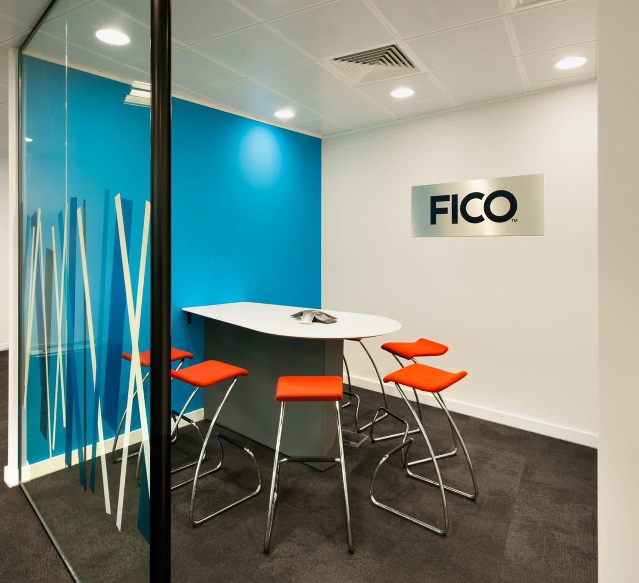 Fico collaborative meeting room design