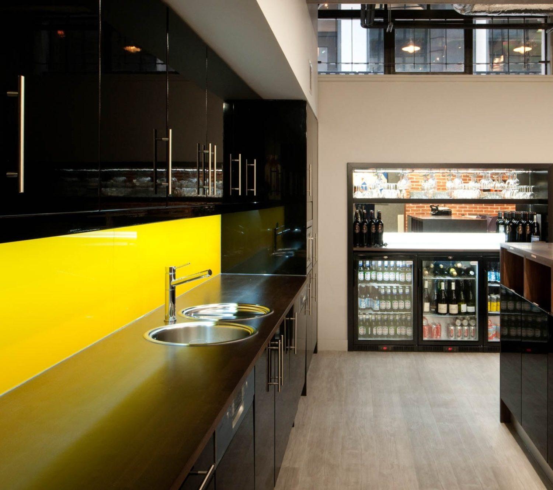 FirstRand office kitchen design