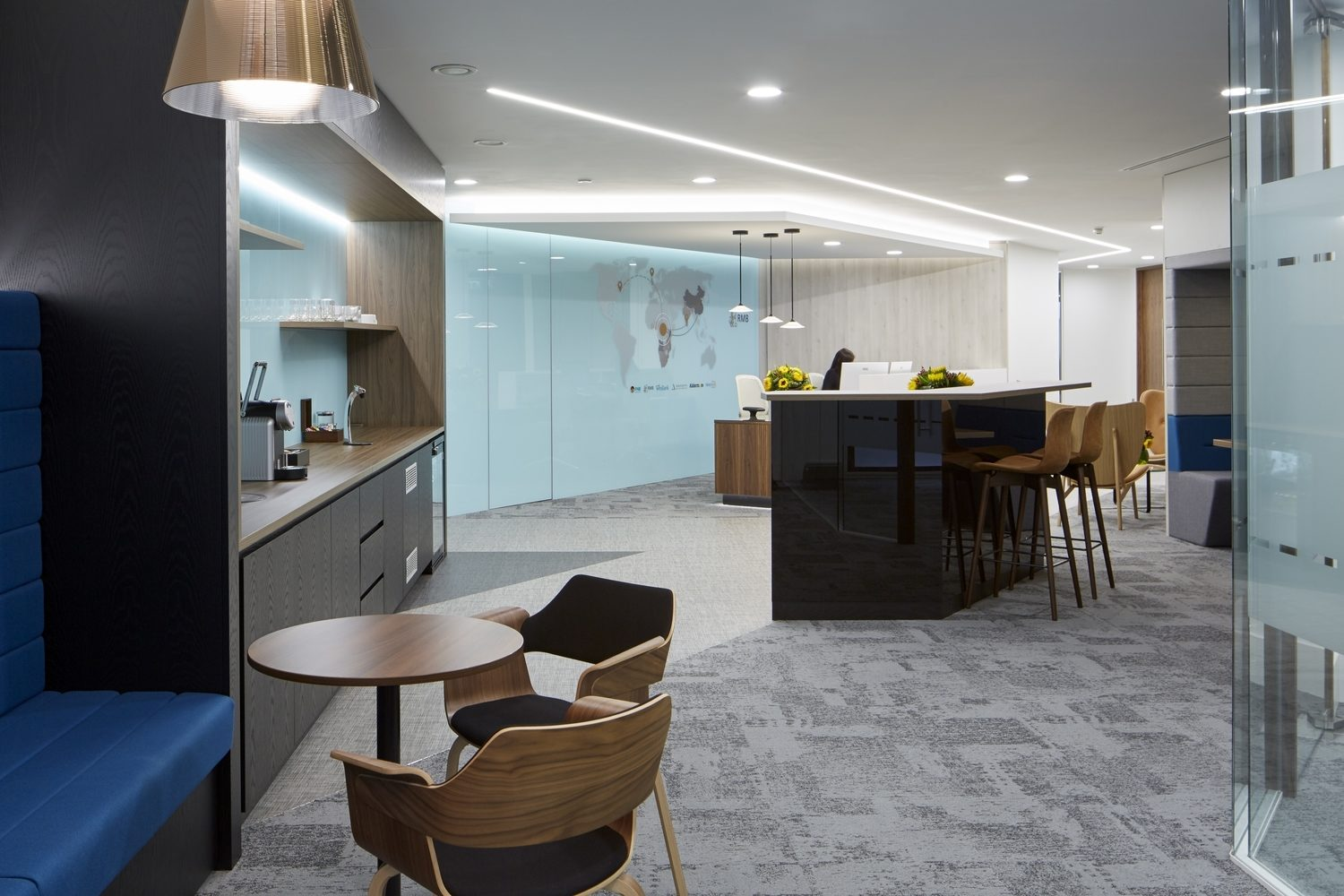 FirstRand office space design