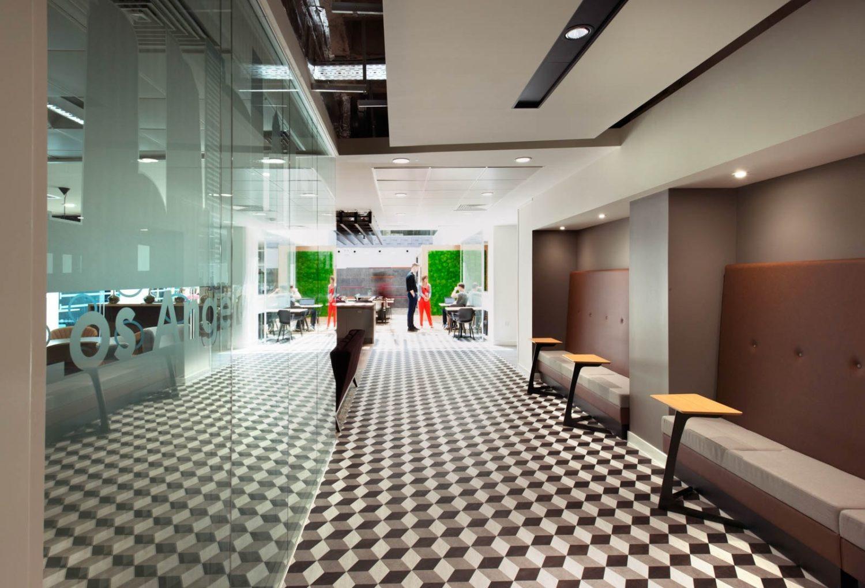 Lane4 open plan office ideas