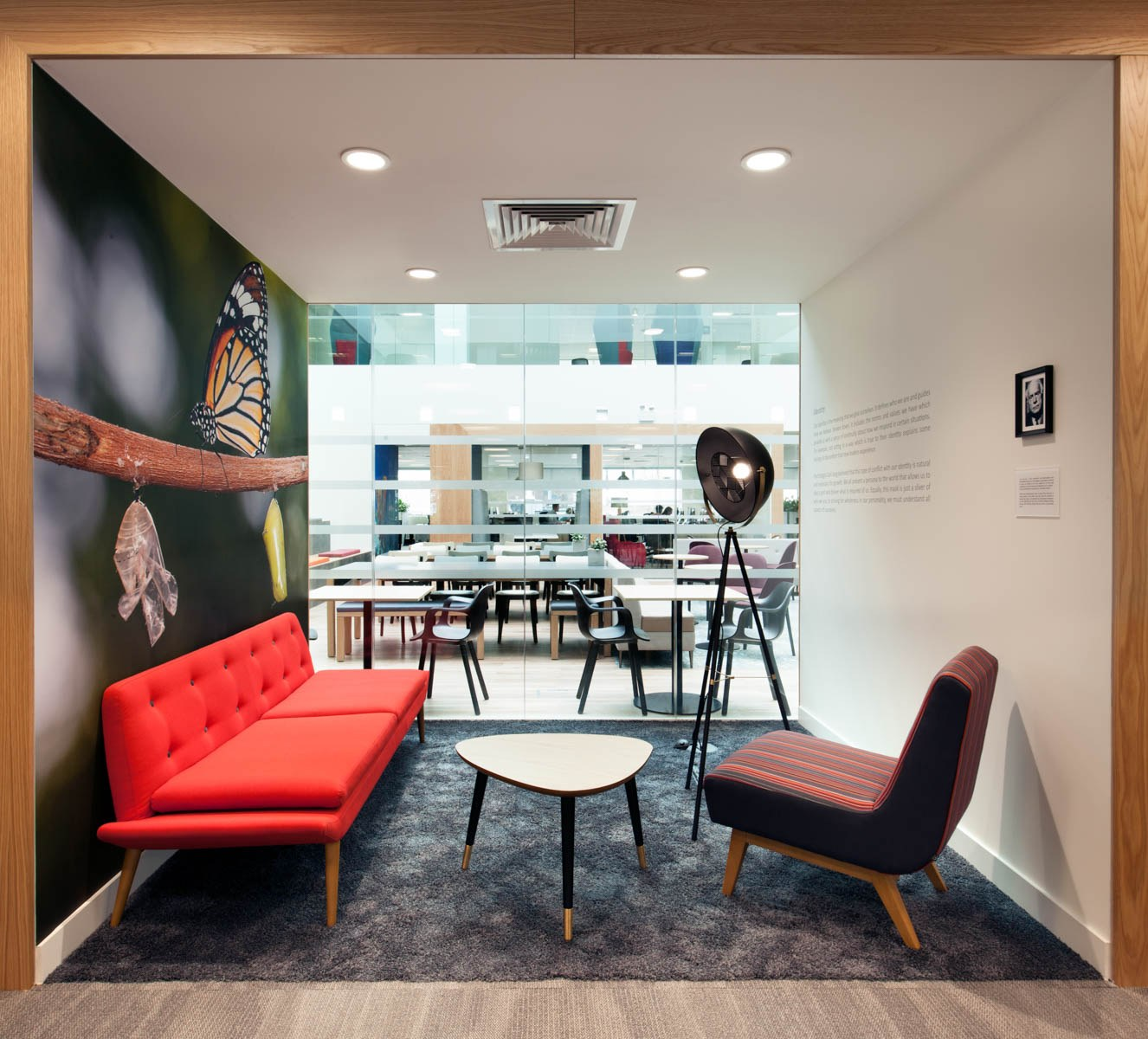 Lane4 meeting room ideas with natural light