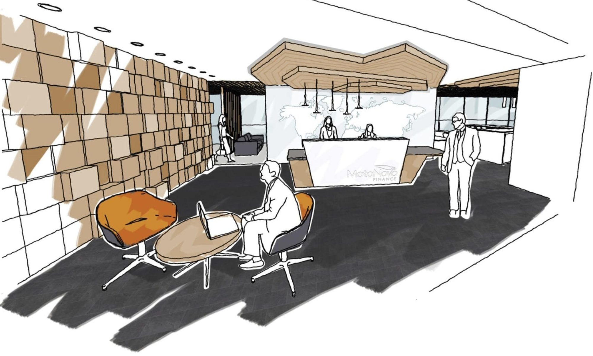MotoNovo office design ideas